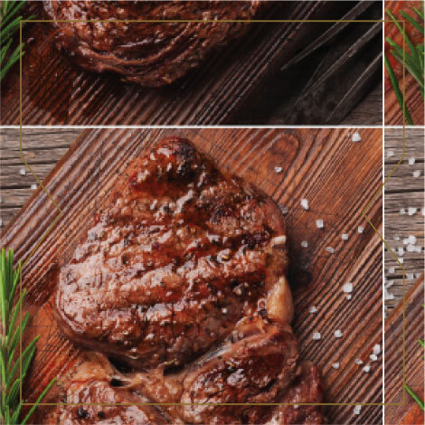 Premium Steaks Box
